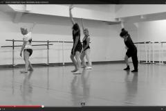 Chorégraphie Fin de Cours Février 2014