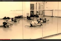 Chorégraphie Fin de Cours Mars 2014
